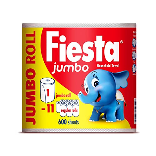 Other Cleaning & Laundry Household & Laundry Supplies Fiesta Jumbo Household Towel Punctual Timing