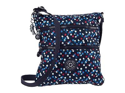 Kipling Keiko Crossbody (Nocturnal Dots) Cross Body Handbags