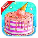 Sweet Trendy Desserts - Ice Cream Cone Cake Game