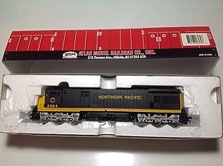 Atlas HO Scale Northern Pacific #3302 U33C Locomotive