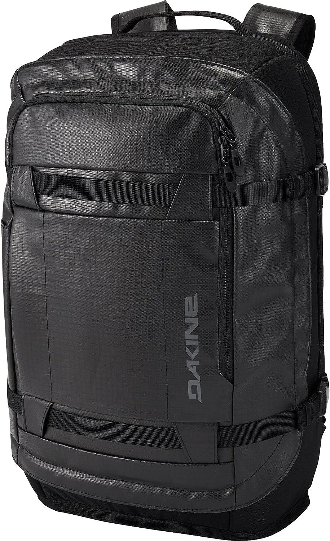 Dakine Unisex Ranger Travel Backpack, Black, 45L : Clothing, Shoes & Jewelry