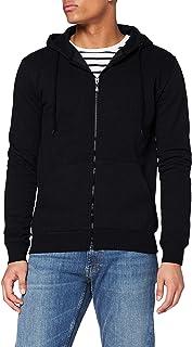 FM London Hyfresh Zipped Sweat-Shirt À Capuche Homme