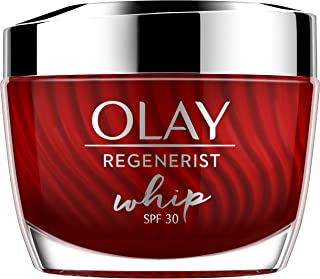 Olay Regenerist Whip Light As Air Hidratante con SPF30 Crema facial con niacinamida y péptidos 50 ml