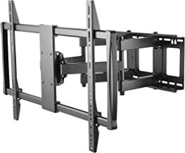 HumanCentric Full Motion Articulating TV Wall Mount Bracket | Fits 75, 80, 85, 90, 100