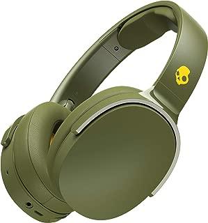Skullcandy S6HTW-M687 Hesh 3 Wireless Over-Ear Headphones With Microphone, Green