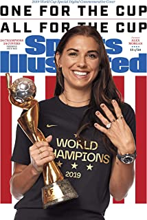 Best alex morgan sports illustrated poster Reviews