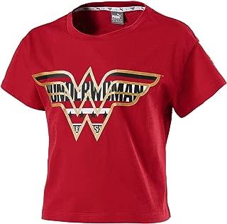 Puma Wonder Women Tee G Shirt For Kids