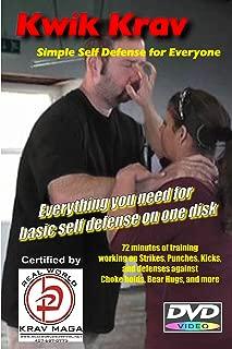 Simple SELF-Defense Basic Krav MAGA Training for Male & Female Students.