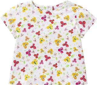 Baby Girls White Fleur Tikkie T-Shirt