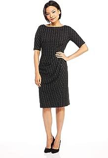 Women's Novelty Sheath with Short Sleeve