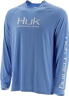 HUK Performance Fishing Mens Long Sleeve H1200150-P