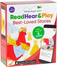 Read Hear & Play: Best-Loved Stories (6 Book Set & Downloadable App!)