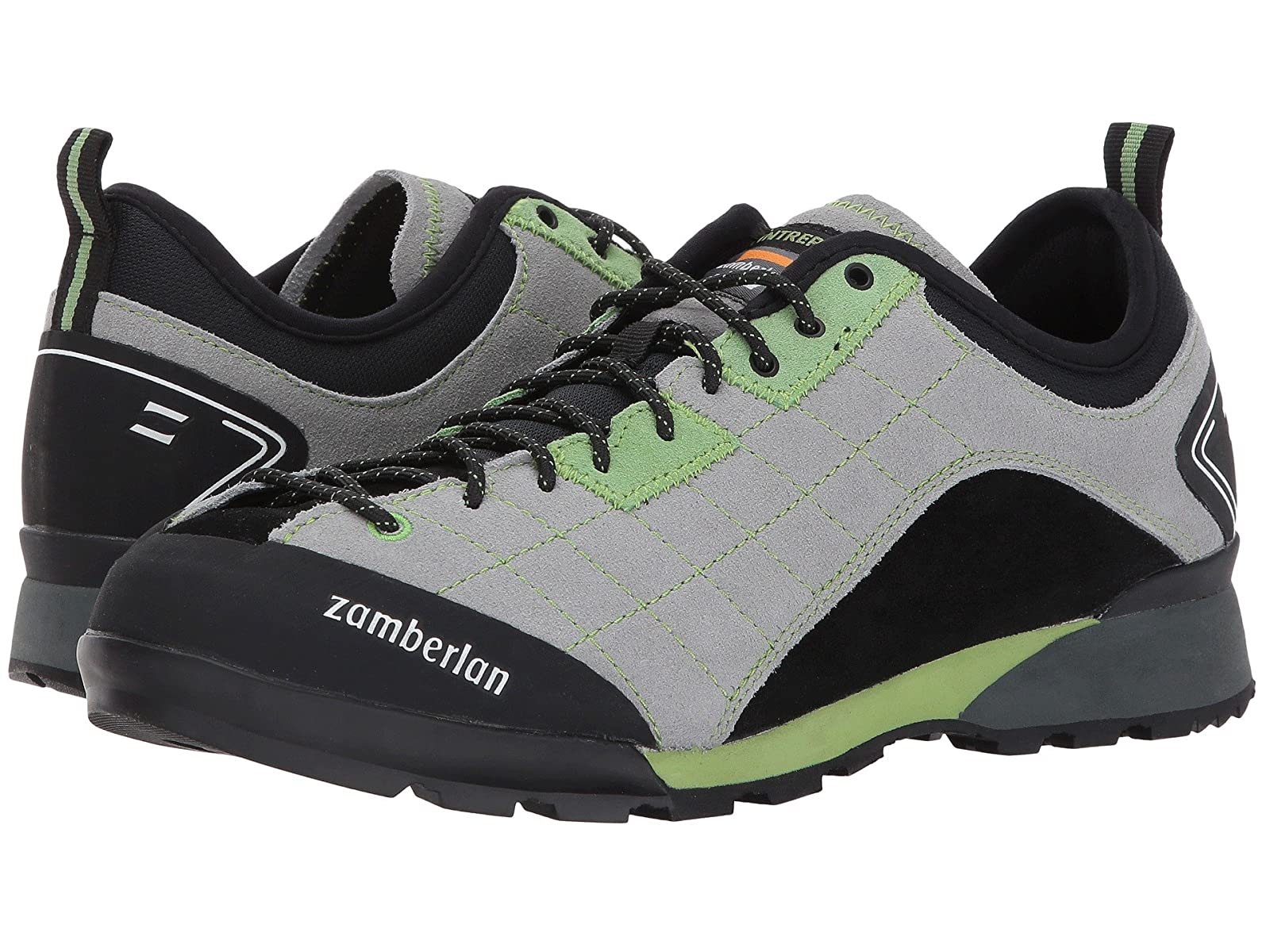 Zamberlan Intrepid RRAtmospheric grades have affordable shoes