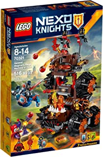 LEGO Nexo Knights - Máquina de asedio infernal