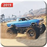 Drive Hillock Offroad Monster Truck 3D 2019