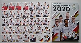 Rewe EM 2020 DFB - Sammelkarten - Album mit Allen 35 verschi