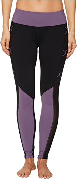 Ivanka Trump - Active Color Block Leggings