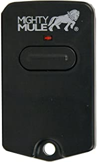 Mighty Mule Single Button Gate Opener Remote (FM135)