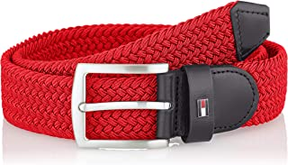 Tommy Hilfiger Denton Elastic 3.5, Cinturón Hombre