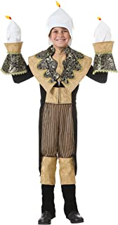 Fun Costumes Antique Exclusive Child Candlestick Costume
