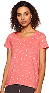 ABOF Women's Regular Fit T-Shirt