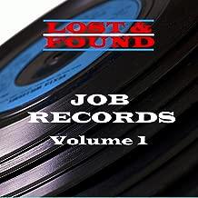 Lost & Found - Job Records - Volume 1