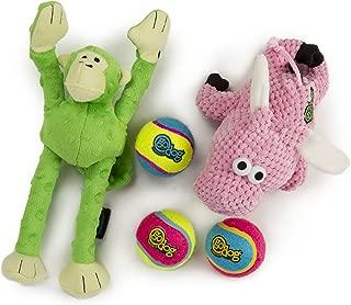 goDog Dog Toys Value Packs