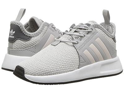 adidas Originals Kids X_PLR I (Toddler) (Grey/Orchid Tint/White) Girls Shoes