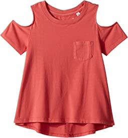 Tess Cold Shoulder Top (Toddler)