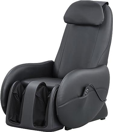 スライヴ くつろぎ指定席Light マッサージチェア CHD-3700BK 正規品 ブラック おしゃれ コンパクト 小型