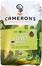 Camerons Organic Velvet Moon Whole Bean Coffee, 32 Ounce Bag