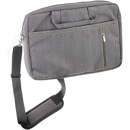 Compatible with The Lenovo G70-70 17.3-inch Laptop Navitech Purple Premium Messenger//Carry Bag