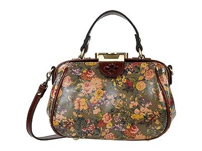 Patricia Nash Antica Frame (English Country) Handbags