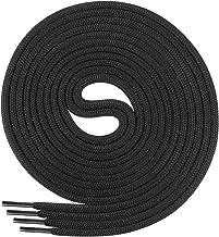 Di Ficchiano runde Schnürsenkel für Business, Sport- und Lederschuhe - reißfester Allroundsenkel - ø 3mm - Längen 60 cm - 130 cm - 25 Farben aus Polyester - Made in Europa