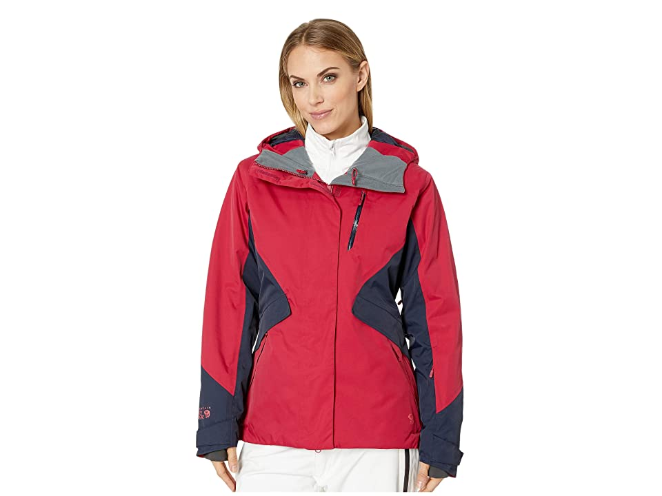 Mountain Hardwear Barnsietm Jacket (Cranstand) Women