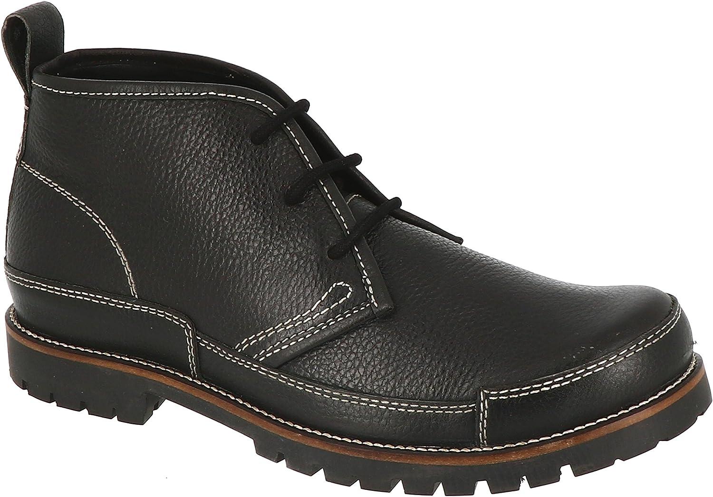 OHSHOO Comfort Leather Man Boots - - - Big Storleks  topp varumärke