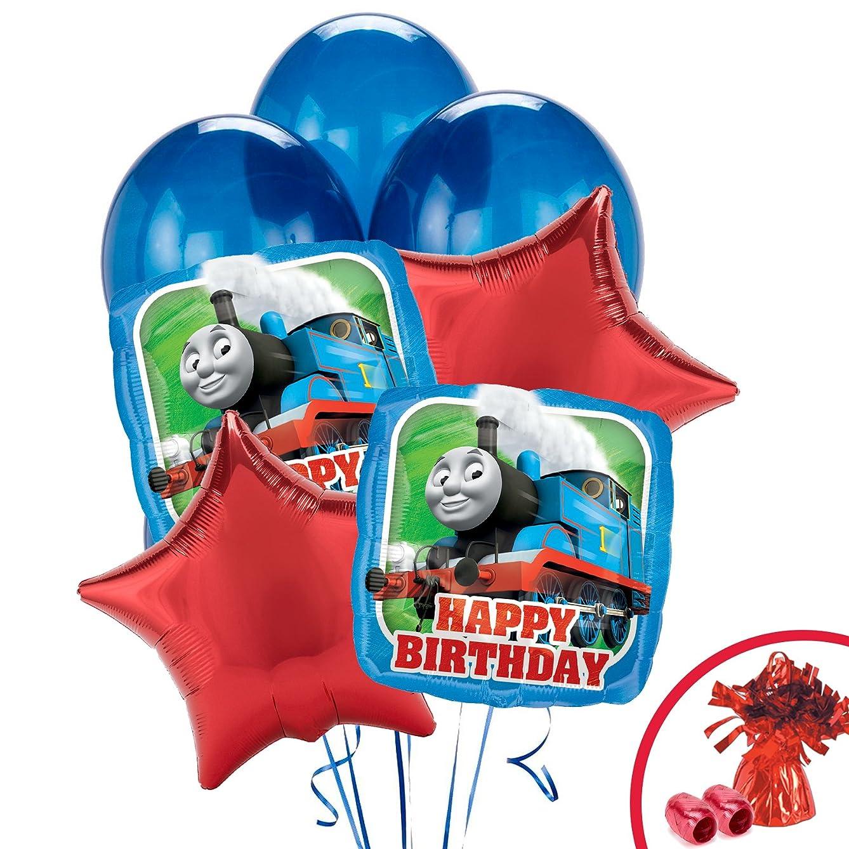Birthday Express Kits Thomas Party Balloon Kit