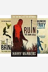 The Ruin Saga (3 Book Series) Kindle Edition