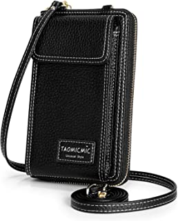 f1d0d7454ae Amazon.com: Faux Leather - Crossbody Bags / Handbags & Wallets ...