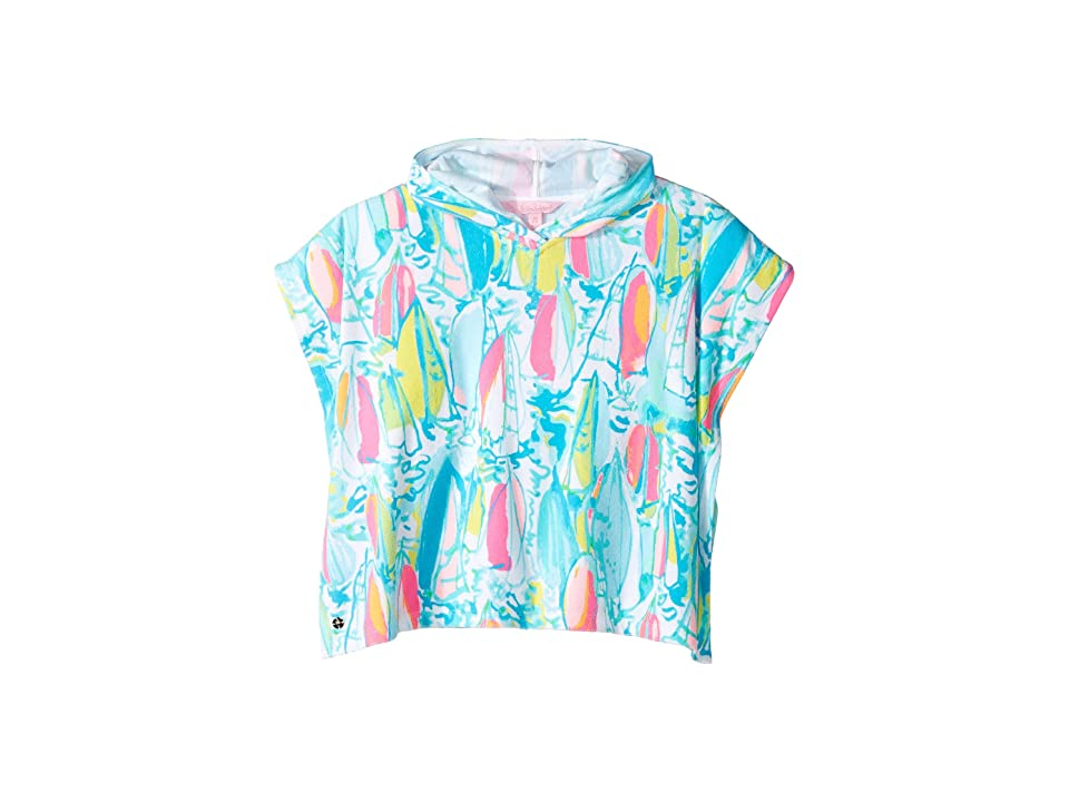 Lilly Pulitzer Kids Lyra Cover-Up (Toddler/Little Kids/Big Kids) (Multi Beach and Bae) Girl