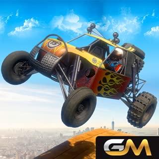 Mega Ramp Buggy Racing Game Stunts Master: Tricky Ramp Quad Bike Crazy Racing 3D