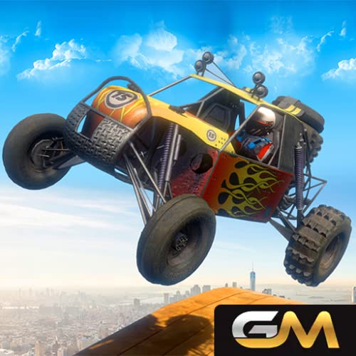 Mega Ramp Buggy Stunts Game 2019