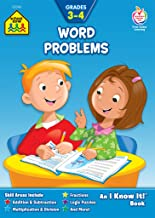 word problem books for 3rd graders