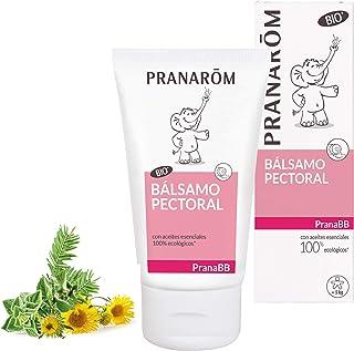 Pranarôm Pranabb - Bálsamo Pectoral Bio - 40 ml