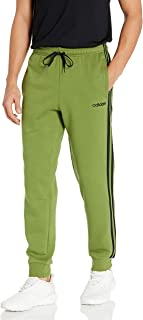 Men's Essentials 3-Stripes Fleece Jogger Pant,Tech