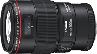 Canon EF 100mm f/2.8L IS USM Macro Lens for Canon Digital SLR Cameras - International Version (No Warranty)