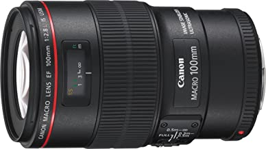 Canon EF 100mm f/2.8L IS USM Macro Lens for Canon Digital SLR Cameras - International Version (No Warranty)