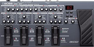 BOSS ME-80 - Pedal multiefectos de guitarra