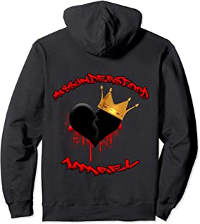 Missunderstood Apparel King/Queen of Bleeding Hearts
