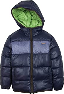 mayoral Junior Boy 's Reversible Puffer Coat、サイズ8?–?16